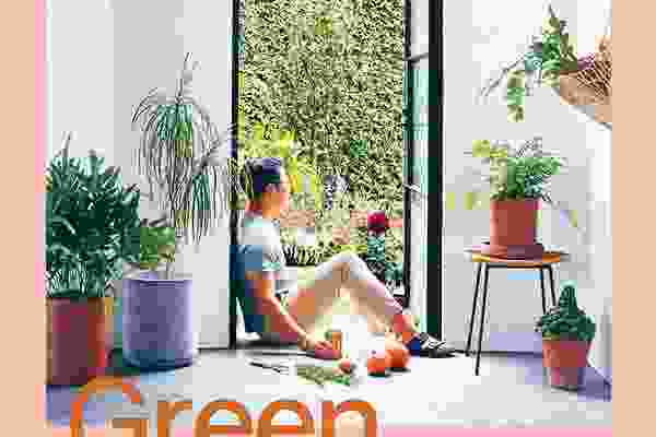 Green: Plants for Small Spaces, Indoors and Out by Jason Chongue (Hardie Grant Books, 2019).