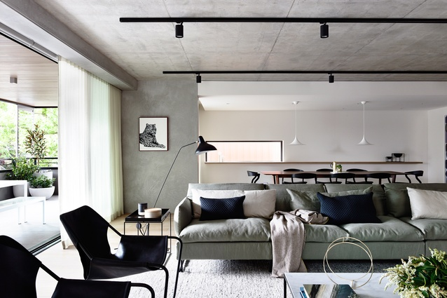 126 Walsh Street South Yarra by Neometro And Carr Design Group Collaboration.