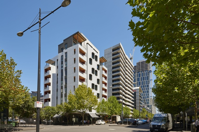 Forte Apartments by Lendlease Design.