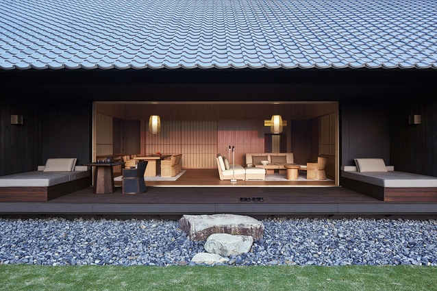 Amanemu by Kerry Hill Architects.