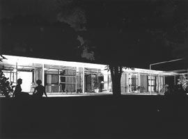 Ancher house, Neutral Bay. Image: Max Dupain, 1958.