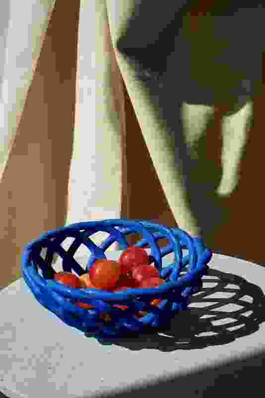 Silica ceramic baskets from Octaevo