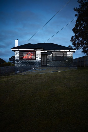 <i>Untitled House</i> by Roh Singh, Larry Parkinson and Morganna Magee.