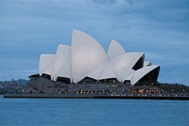 Sydney Opera House is the venue for the 2013 National Architecture Awards.