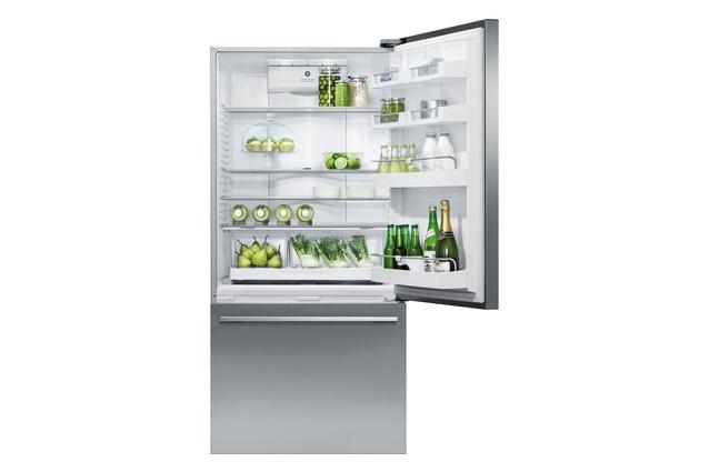 The 900 mm Door Drawer fridge.