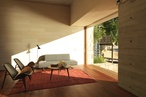 Material palette: Andrew Burges Architecture