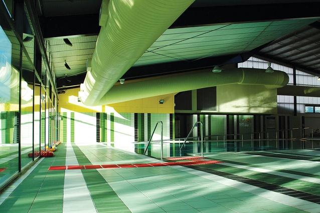 2011 australian interior design awards shortlist colour for Pool design eltham