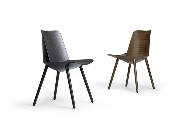 Jin chair by Jin Kuramoto for Offecct.