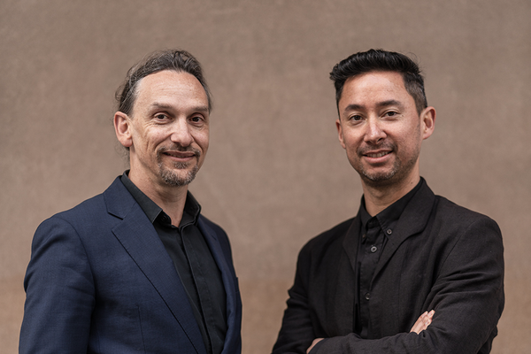 Australia's pavilion will be assembled by creative directors Tristan Wong and Jefa Greenaway.