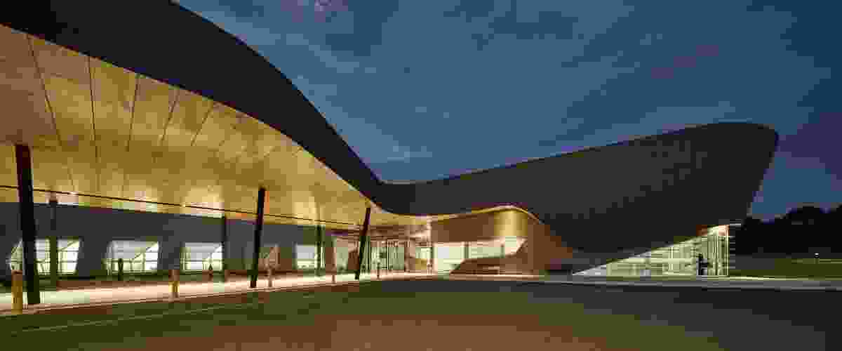 Kyneton Ambulatory Care Centre by Charles Wright Architects.