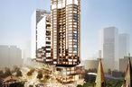 Bates Smart wins Aspire tower competition