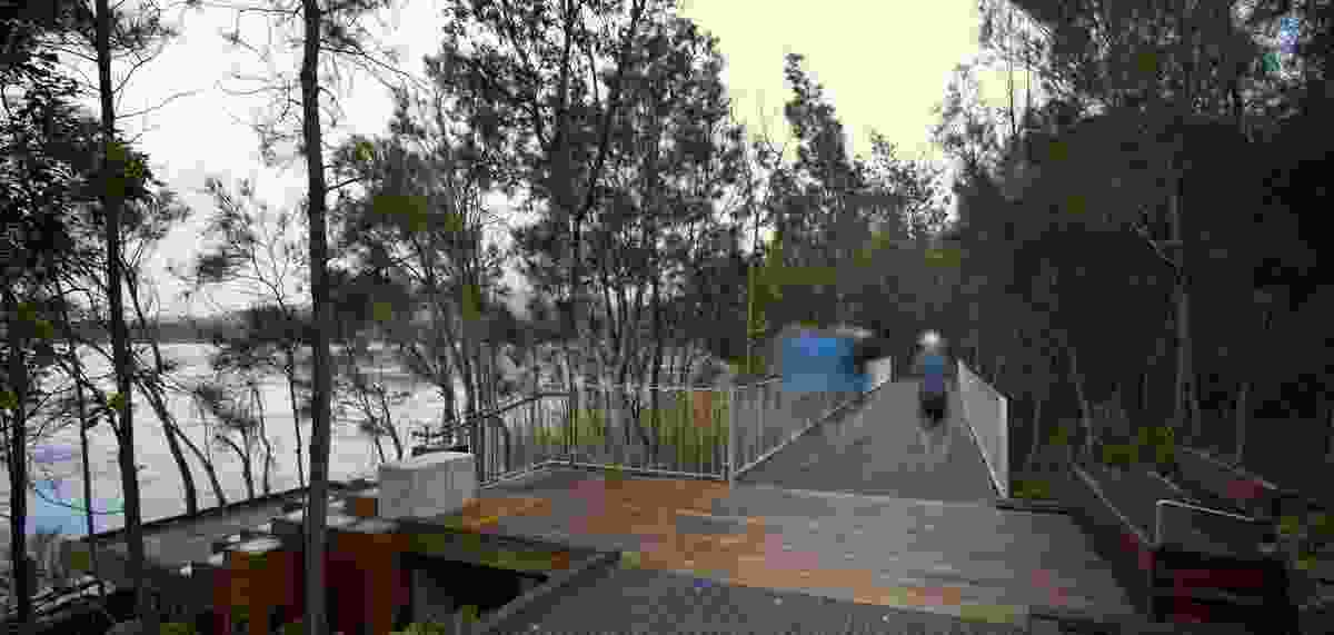 Narrabeen Lagoon Multi-Use Trail by Aspect Studios.