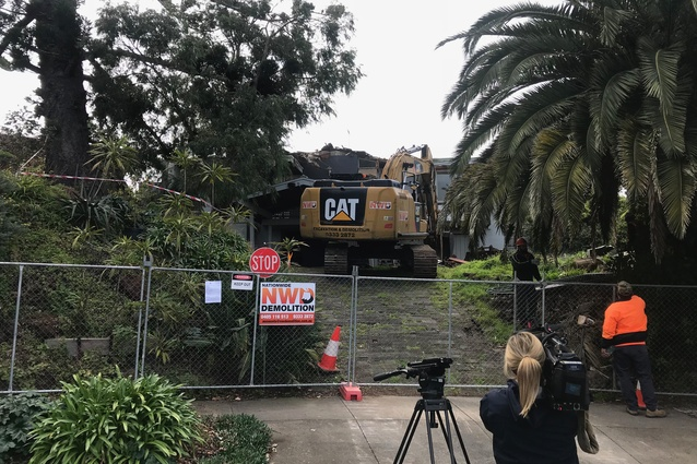 'Significant' Chancellor and Patrick Bayside house demolished
