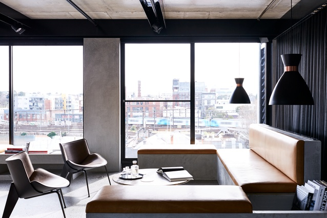 K and K Office by Architects EAT.