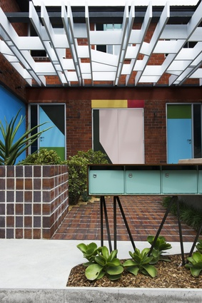 Polychrome by David Boyle Architect.