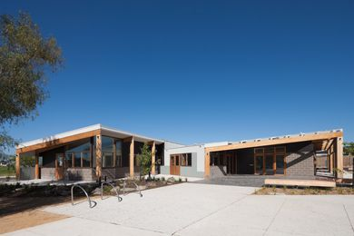 Best Commercial Exterior – Creeds Farm Living and Learning Centre.