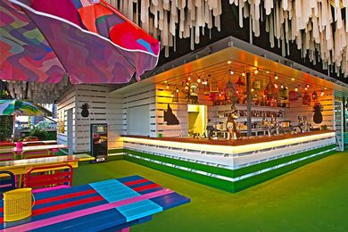 Venue: Dandy's Rooftop Bar.