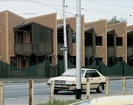 Ministry of Housing, Fitzroy, 1985.