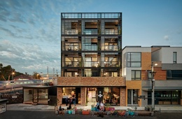 2018 National Architecture Awards: National Award for Residential Architecture – Multiple Housing