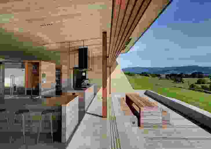 The Farm by Fergus Scott Architects.