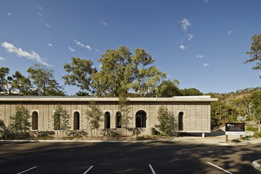 Act for Kids Child and Family Centre of Excellence (Qld) by M3 Architecture.
