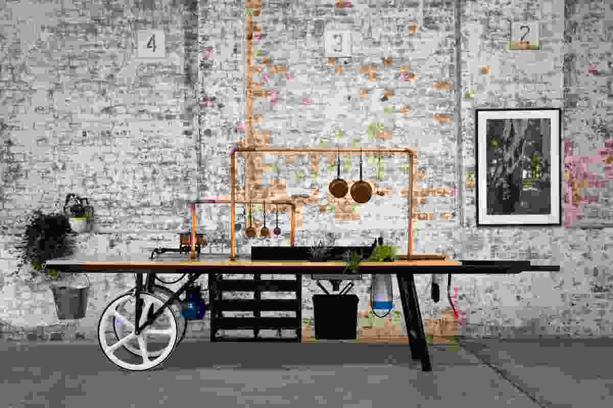 Kitchen by Mike on Wheels.