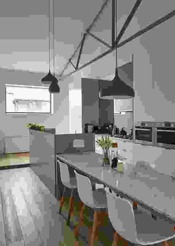 Theresa Street Residence by Sonelo Design Studio.