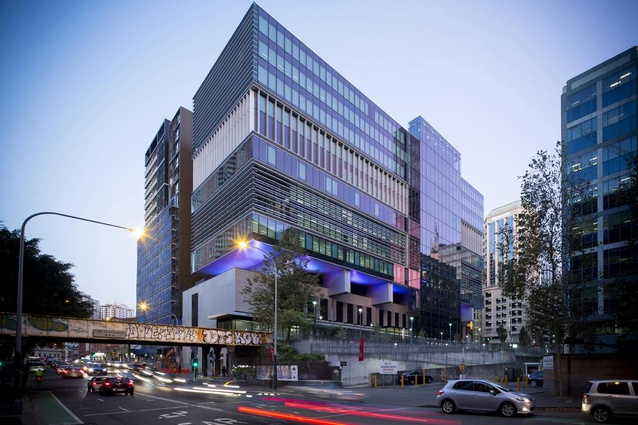 TransGrid Headquarters by Bates Smart.