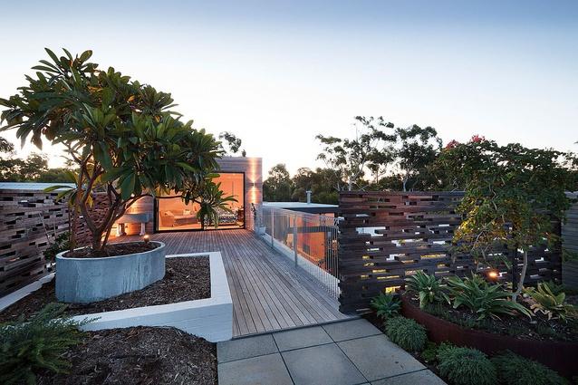 2012 houses awards announced architectureau for 10 hill terrace mosman park