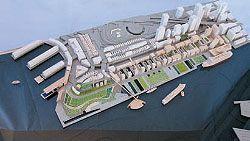 Hill Thalis Architecture + Urban Projects, Paul Berkemeier Architects, and Jane Irwin Landscape Architecture.
