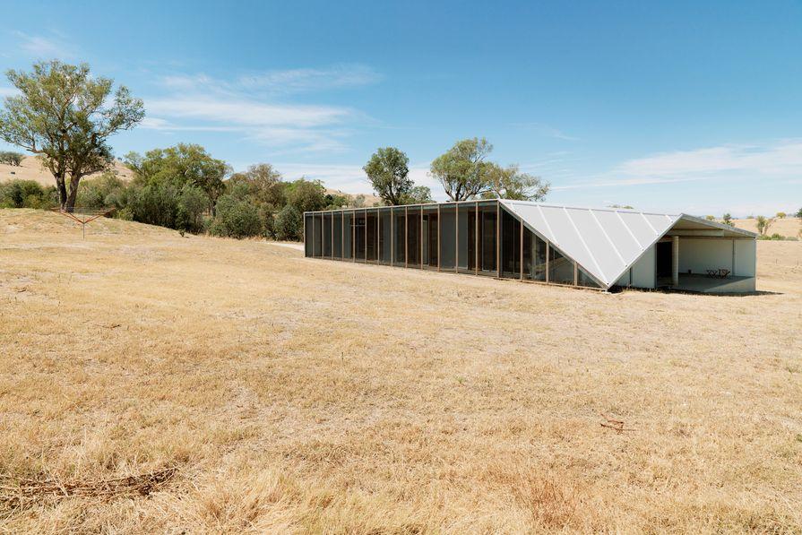 Bethanga House by tUG workshop.