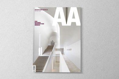 Architecture Australia November/December 2016.
