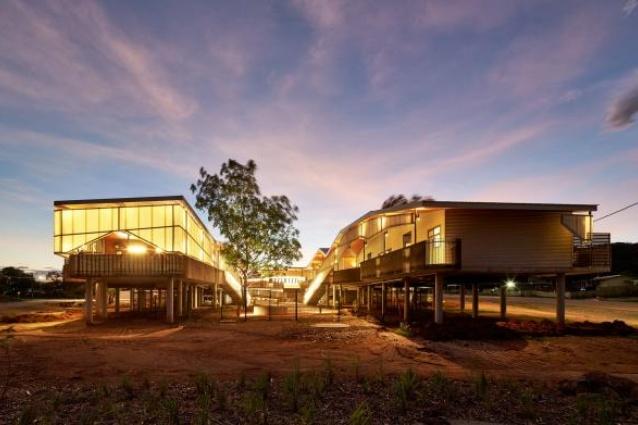 Walumba Elders Centre by Iredale Pedersen Hook.