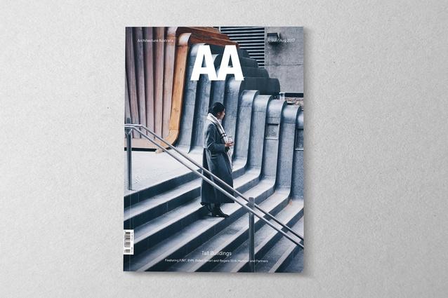 <i>Architecture Australia</i> July/August 2017.