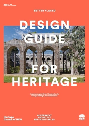 Draft Design Guide for Heritage.