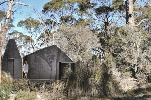 Four 'environmental immersion' pods proposed for Tasmanian wilderness