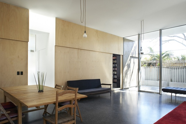 The Fremantle House by Simon Pendal and Rebecca Angus.