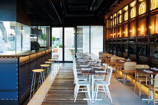 Eat drink design awards best restaurant