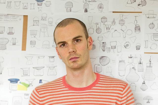 British designer Benjamin Hubert.
