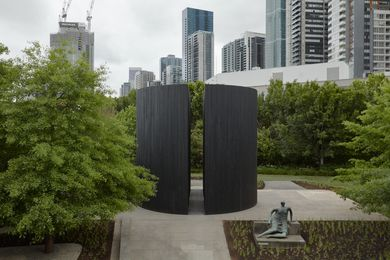 The 2019 NGV Architecture Commission, In Absence, designed by Yhonnie Scarce and Edition Office.