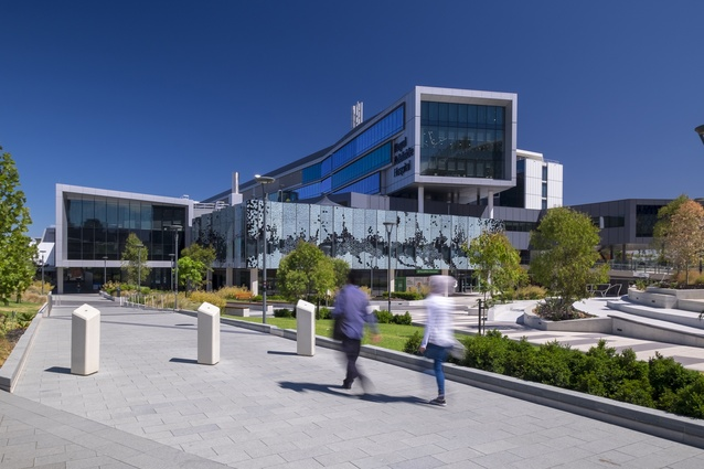 The preferred site for the Women's and Children's Hospital is across the road from the new Royal Adelaide Hospital, designed by Silver Thomas Hanley DesignInc.