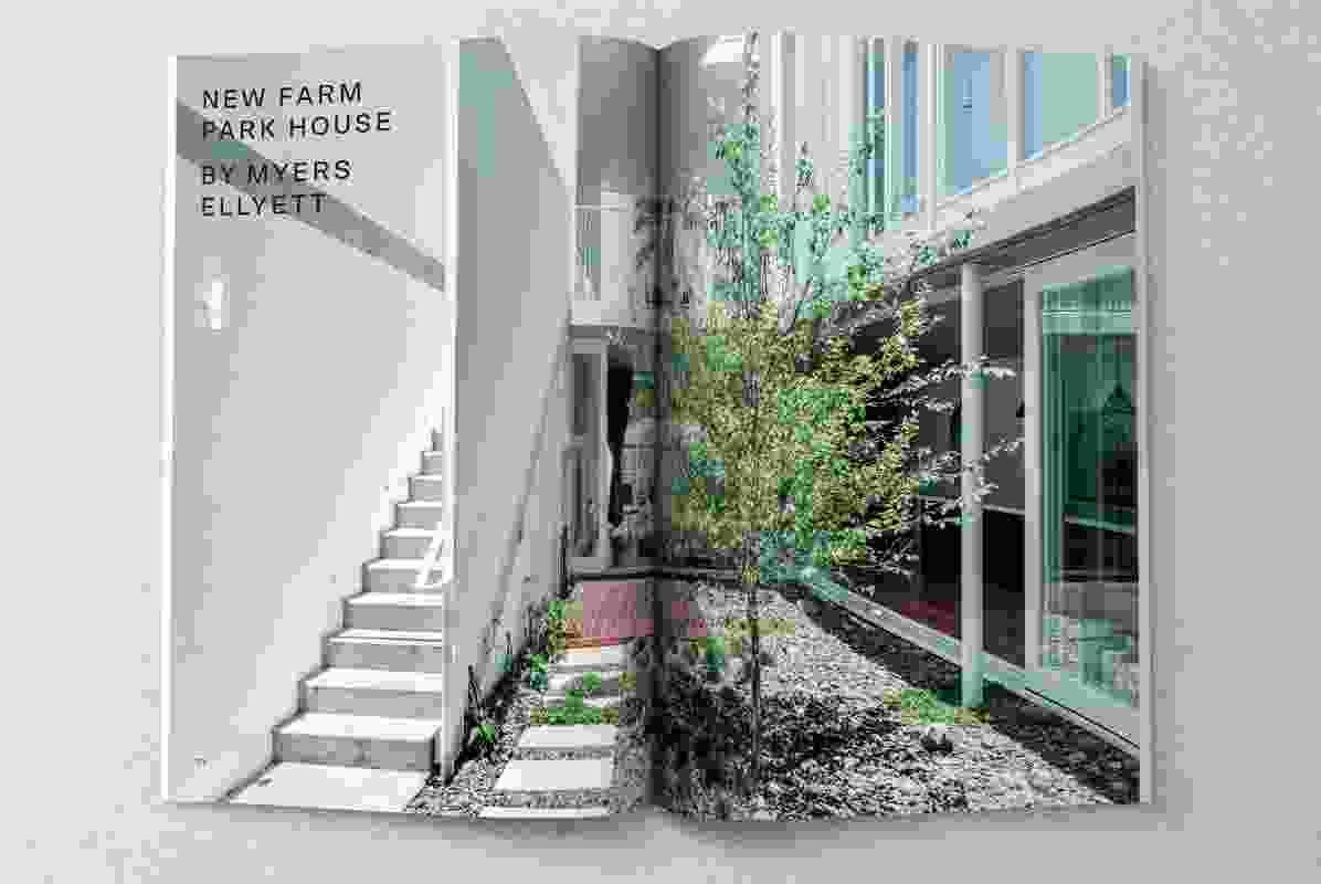 New Farm Park House by Myers Ellyett.