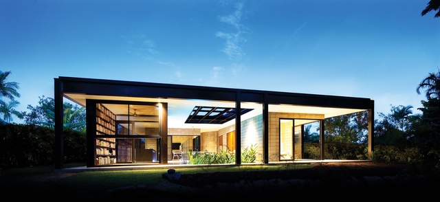 The House References Philip Johnsons International Style Glass Minus Image Patrick Bingham Hall