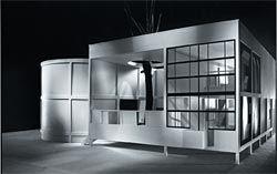 Le Corbusier, Pavilion de L'Esprit Nouveau, Paris, 1925.