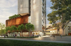 Stadium hotel overlooking Parramatta Park proposed