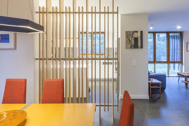 Campbell House by Philip Leeson Architects.