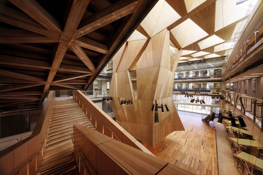 2015 National Architecture Awards Daryl Jackson Award For