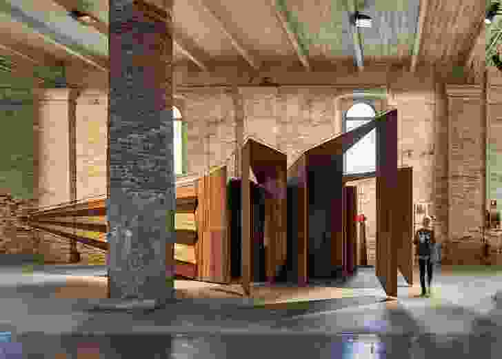 Somewhere Other by John Wardle Architects.