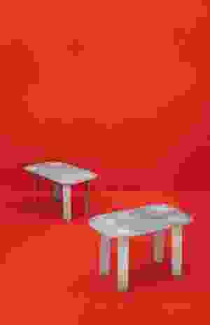 Furniture by Studio Monsieur.