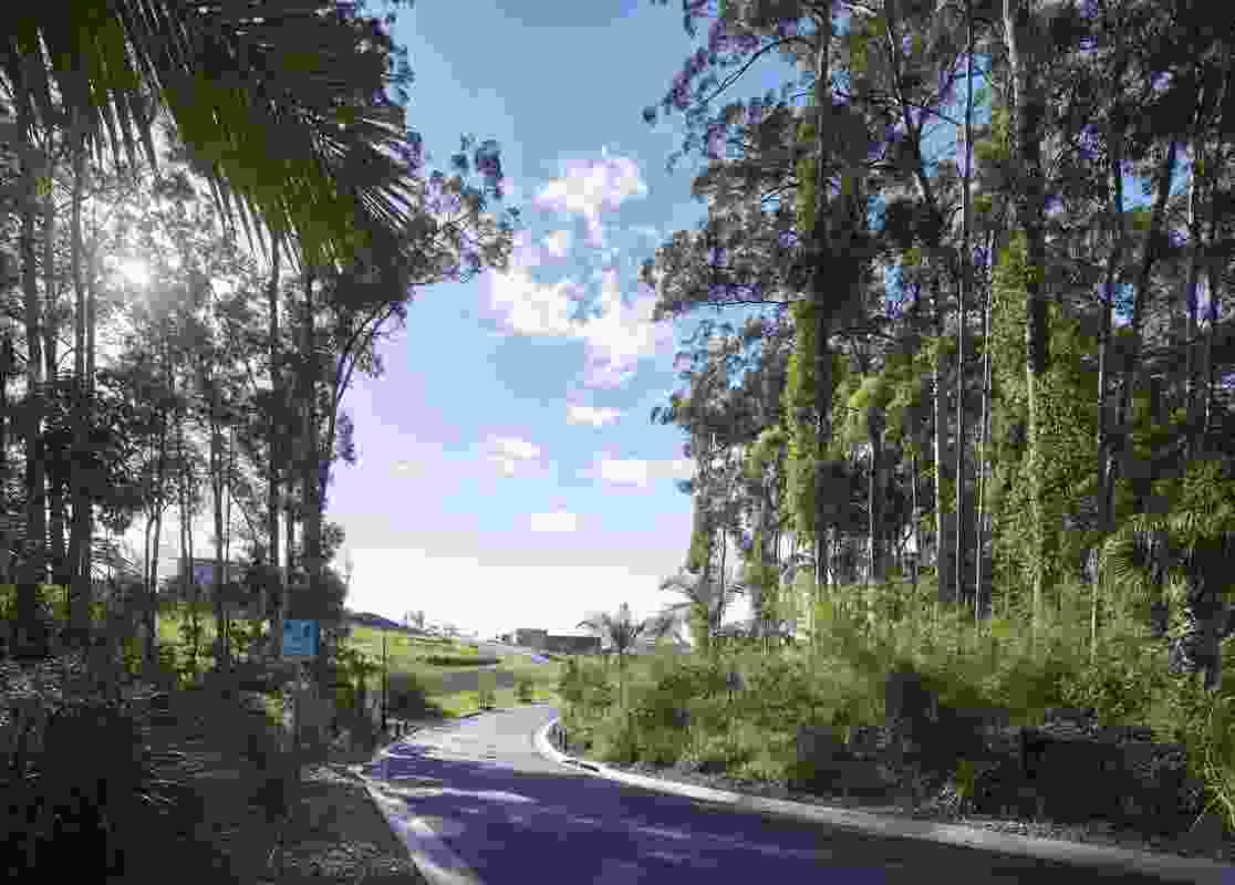 Palmview Forest Stages 1 to 5 by Greenedge Design Consultants.